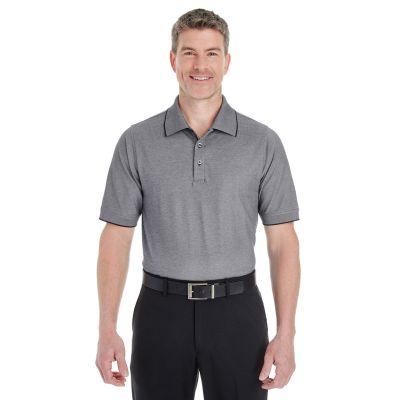 Oxford Piqué Polo T-Shirt