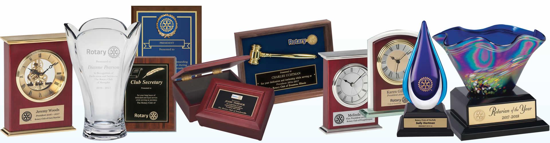 Rotary Club Awards Canada