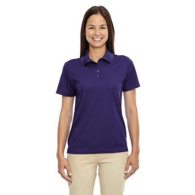 Ladies Performance Pique Polo T-Shirt