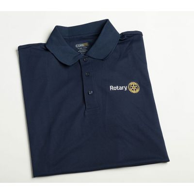 Men's Performance Pique Polo T-Shirt