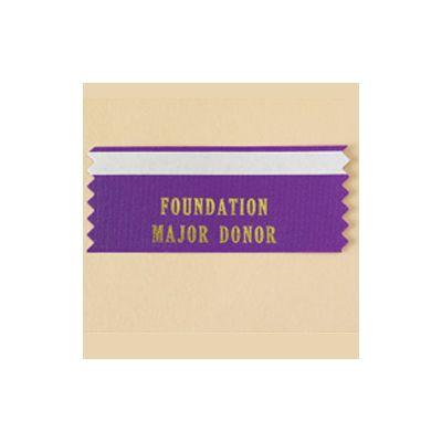 Foundation Major Donor