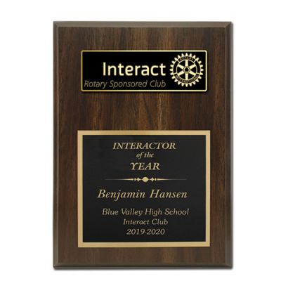 INTERACT - Special Value Award