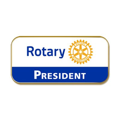 Club President, Masterbrand Magnetic Lapel Pin