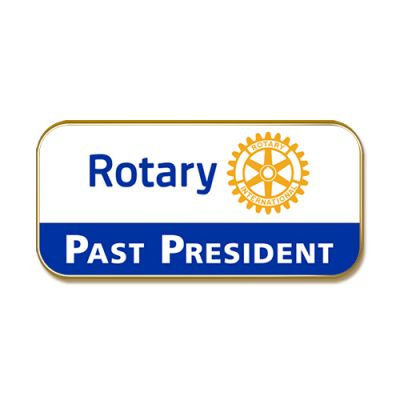 Past President, Masterbrand Magnetic Lapel Pin