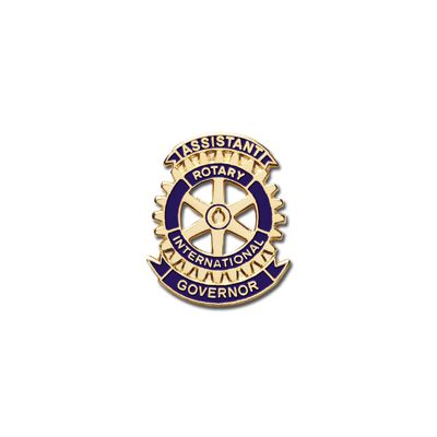 Assistant Governor Lapel Pin