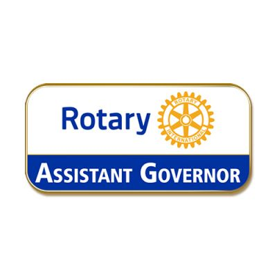 Assistant Governor, Masterbrand Lapel Pin