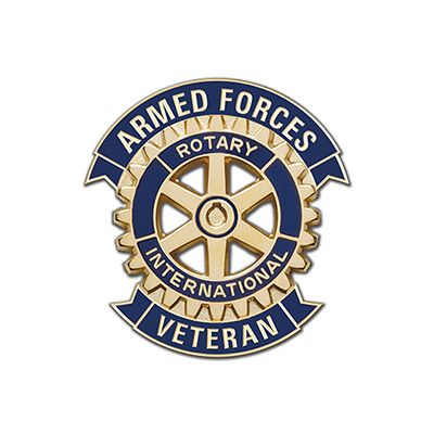 Armed Forces Veteran Lapel Pin