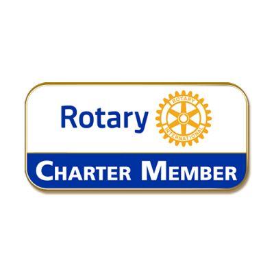 Charter Member, Masterbrand Lapel Pin