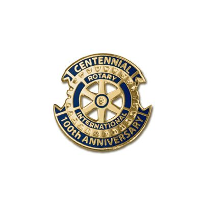 Centennial - 100th Anniversary Lapel Pin