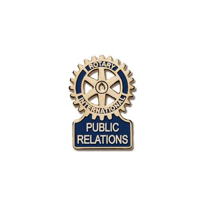 Public Relations Committee Lapel Pin