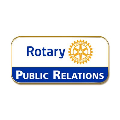 Public Relations, Masterbrand Lapel Pin
