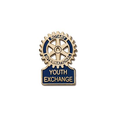 Youth Exchange Committee Lapel Pin