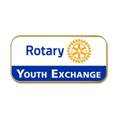 Youth Exchange, Masterbrand Lapel Pin