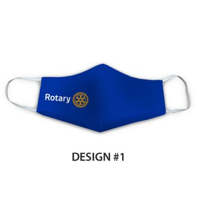 Rotary Cotton Masks (Min. Order 250)