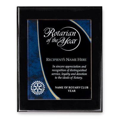 Rotarian of the Year Award