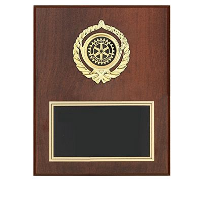 "8"" x 10"" - Extra Large Golden Masterbrand Plaque"