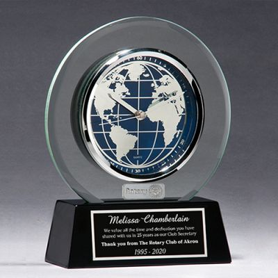 World Dial Glass Clock Award