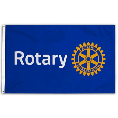 3' x 5' Outdoor Nylon Rotary Flag