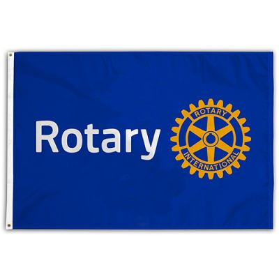 4' x 6' Outdoor Nylon Rotary Flag