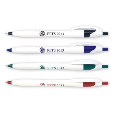 Customized Plastic Classic Retractable Ballpoint Pen
