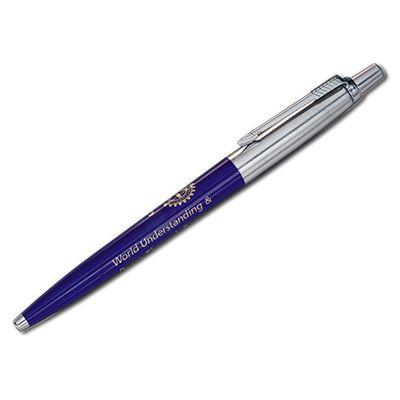 Parker Jotter Navy Blue/Stainless Ballpoint Pen