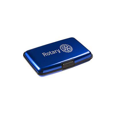 RFID Secure Aluminum Credit Card Case