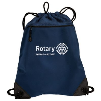 Rotary People of Action Cinch Pack