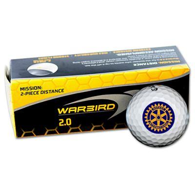 Callaway Warbird 2.0 Golf Balls - Box of 3