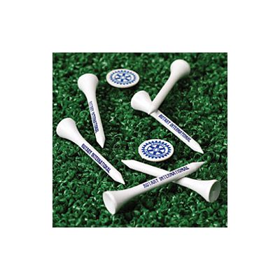Golf Tees / Ball Markers Set