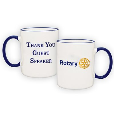Guest Speaker Mugs - Sets of 4