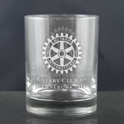 Custom Imprinted 13-1/2 oz. DOF Glasses