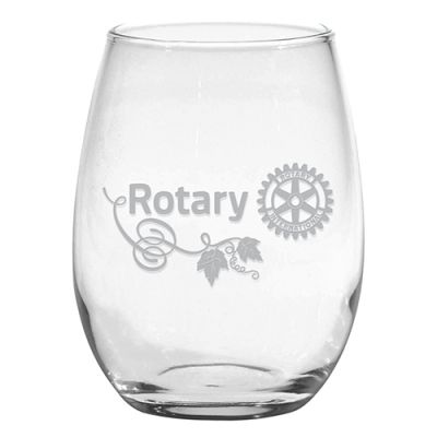 15 oz Stemless Wine Glassware - Sets of 4