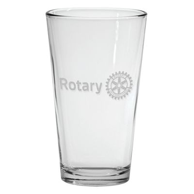 16 oz. Pint Glassware - Sets of 4