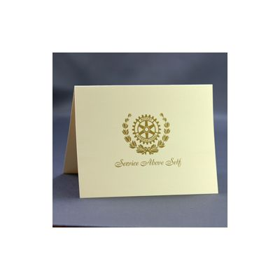Service Above Self Cards w/Envelopes - Pack of 10