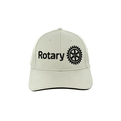 Stone Cap With with 3D Embroidered Emblem
