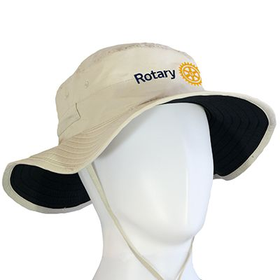 Ultra Light Boonie Hat with Rotary Masterbrand Logo