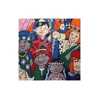 International Kids Silk Necktie