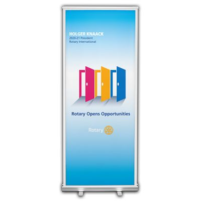 2020-21 Theme Retractable Banner