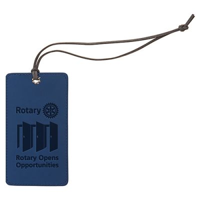 2020-2021 Theme Luggage Tag