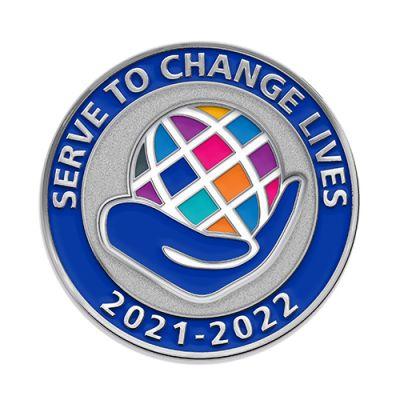 Theme 2021-22 Coin
