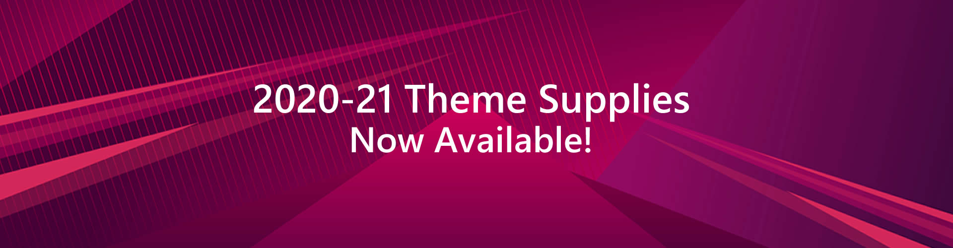 Rotary 2020-21 Theme Supplies
